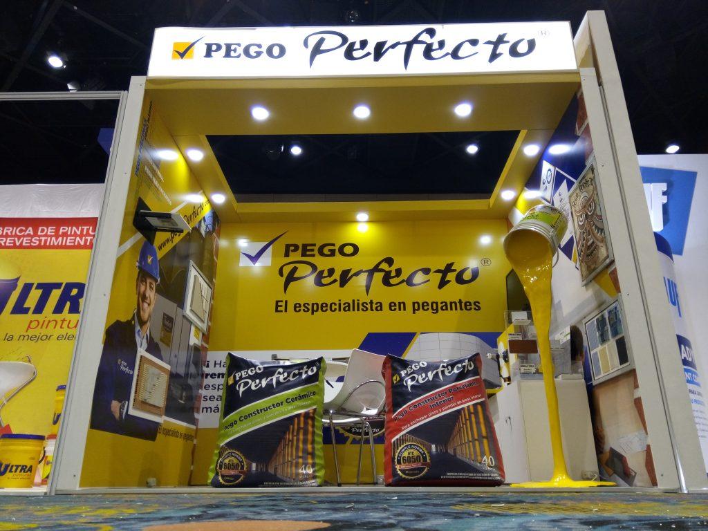 PEGO PERFECTO EN EXPO EN OBRA 2017