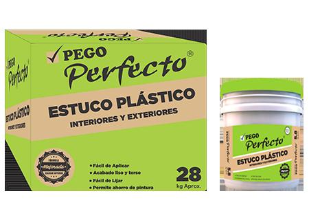 Estuco Plástico