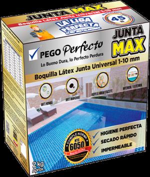 Boquilla Junta Max 1-10 mm