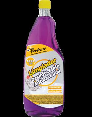 Limpiador desinfectante antibacterial Bio Perfecto 1000ml